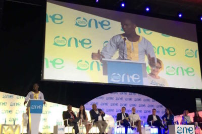 """Sharing my story at the One Young World Summit was a life-changing experience"""
