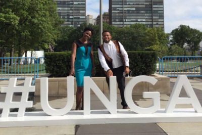 """We had a great week at the UN - but young people should get more of a voice there"""