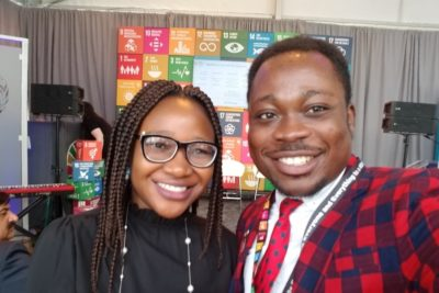 What we learned about global education and the voice of young people at the UN