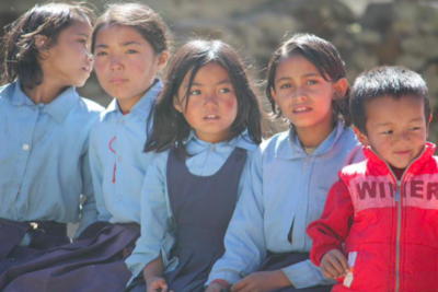 """Growing up as a girl in Nepal made me realise the importance of education"""