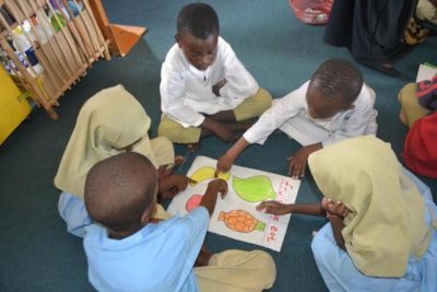 """The madrassa ECD programme is owned by the community and the success is for the community"""
