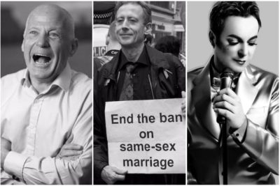 Lessons from the LGBT struggle for equality in the UK