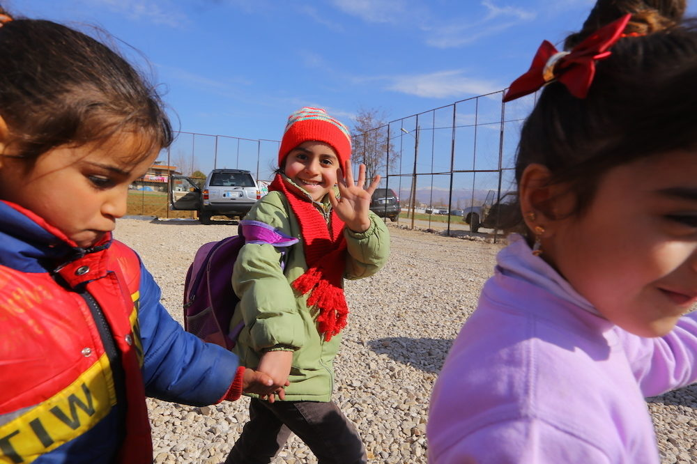 """How we set up a curriculum framework for kindergarten education in Palestine"""