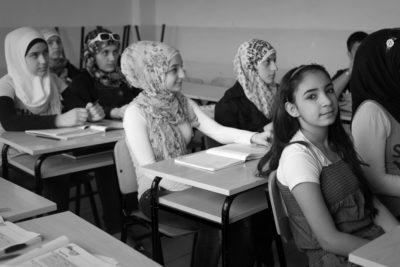 How Do You Solve A Problem Like...Refugee Education