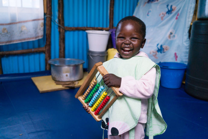 Global Early Childhood Education & Kenya Initiative