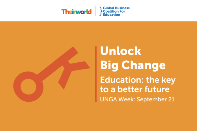 Unlock Big Change – Education: the key to a better future