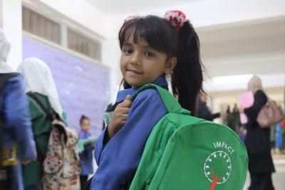 Keep schools open for Palestinian children