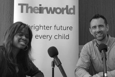Interview Special: guest host June Sarpong and Justin van Fleet