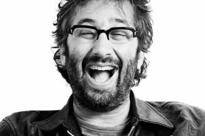 David Baddiel: Interview Special