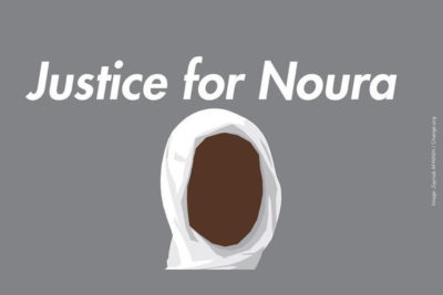 Child marriage victim Noura fights for freedom as her lawyers appeal jail sentence