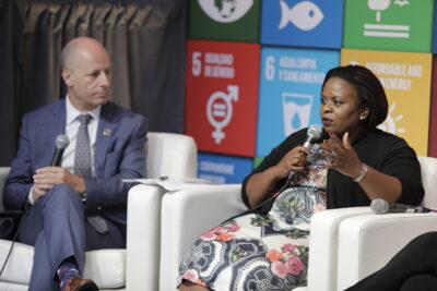 UN Special #11: Sanda Ojiambo Interview