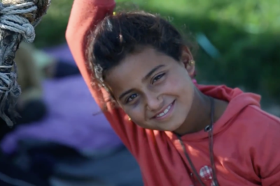 'Before the war we had an ordinary but wonderful life': Syrian refugee Rojin, 15, films life as a farm worker in Turkey